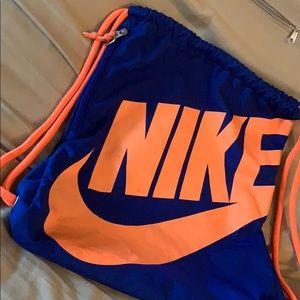 Nike Drawstring Bag!